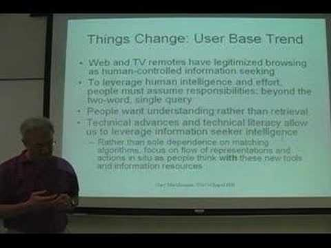 Human-Computer Information Retrieval Lecture