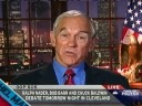Ron Paul on Rachel Maddow