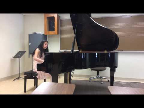 Sonata in F Major, K.332:III (W.A. Mozart) Impromptu in Ab Major, Op. 90. No. 4 (F. Schubert)