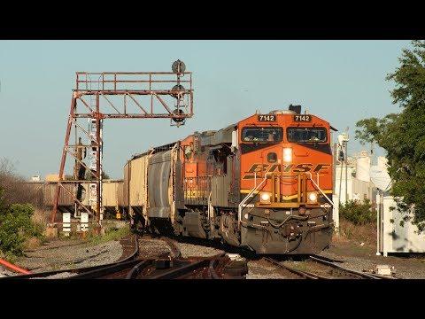 Railfanning Central Florida March 2018