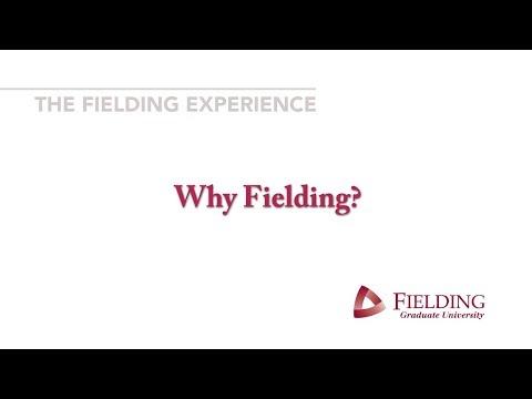 Why Fielding?