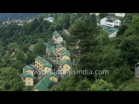 ITBP's Mountaineering and Skiing Institute in Auli