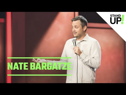 Comedian Nate Bargatze Is Cool With Fighting McDonald's ...