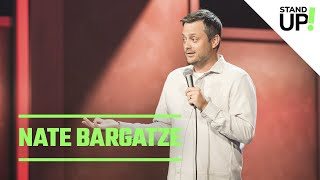 Comedian Nate Bargatze Is Cool With Fighting McDonald's Employees | JFL | LOL StandUp!
