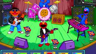 Sesame Street: Music Maker  - Rock n