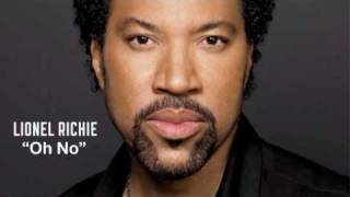 Lionel Richie - Oh No (HQ AUDIO)