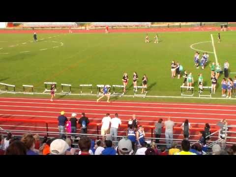 2015 Wohlhuter Invitational - Girls 1600m Finish