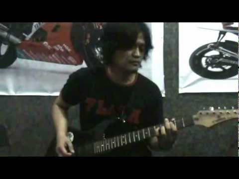Jamrud - Aral (guitar cover)