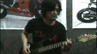 Jamrud Aral guitar cover