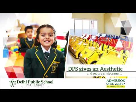Delhi Public School Pathankot Theatre Commercial HD