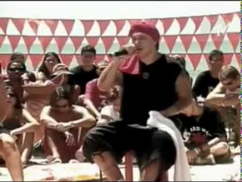 Charlie Brown Jr. - Lugar Ao Sol (Luau MTV 2003)