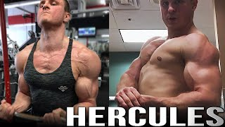Revealing Vegan Hercules Ep. 6 - Craving Tips, Physique Poses & ChelseaLifts