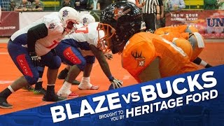 Boston Blaze vs. Vermont Bucks | Heritage Ford