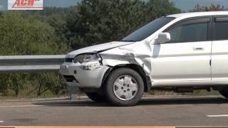 видео Полная тотальная гибель автомобиля в дтп