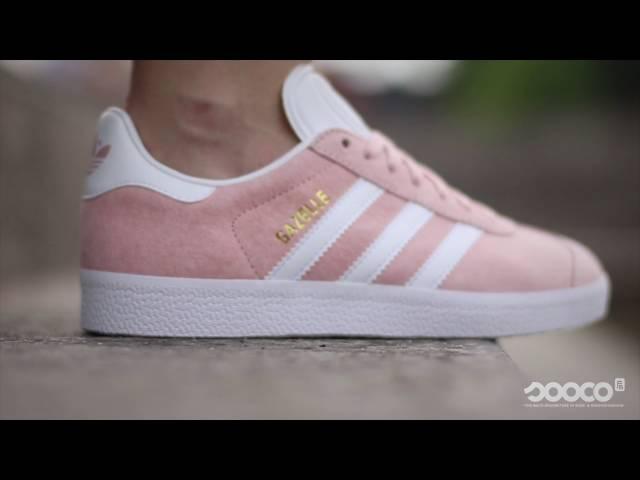Adidas Gazelle 2.0 Pink Rose   sooco.nl