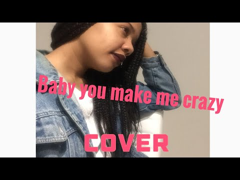 Baby you make me crazy (acoustic ) - Sam Smith (cover by A)