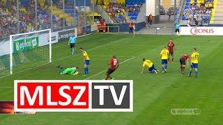 Mezőkövesd Zsóry FC - Budapest Honvéd | 1-2 | OTP Bank Liga | 6. forduló | MLSZTV