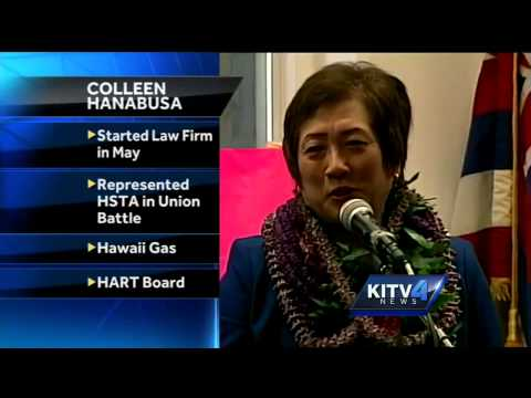 Former Congresswoman Colleen Hanabusa shares plans for the future
