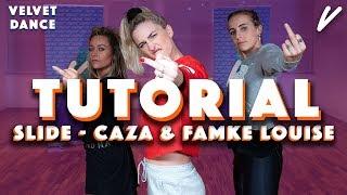 TUTORIAL: FAMKE LOUISE & CAZA - SLIDE | Velvet Dance - CONCENTRATE VELVET