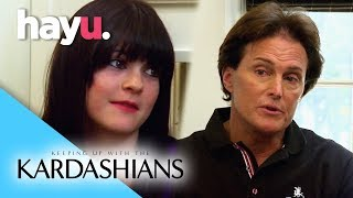 Is Kylie Growing Up Too Fast? | Keeping Up With The Kardashians