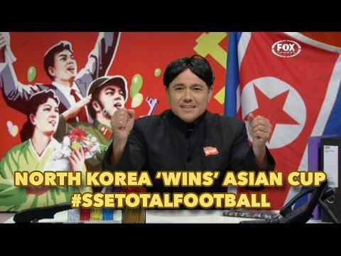 Kim Jong Un LIVE on Total Football