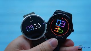 LG G Watch R vs Moto 360