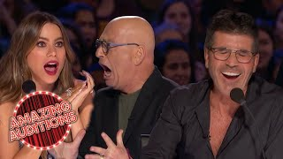 BEST Auditions From America's Got Talent 2020 - Week 5 | Amazing Auditions