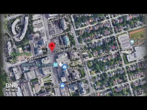 Multiple Fatalities After Van Runs Over People in Toronto