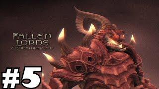 Fallen Lords: Другой Мир. Демоны часть 5.