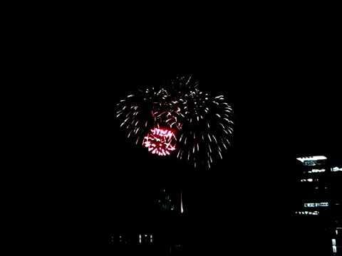 2017 Independence Day Fireworks Display - Cedar Rapids, IA