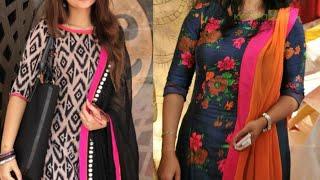 Office wear simple Salwar suit design ideas/Daily wear suit design ideas/College wear simple suit