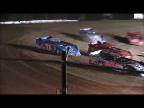AMRA/STARS Late Model Heat #3 from Skyline Speedway, October 7th, 2016.