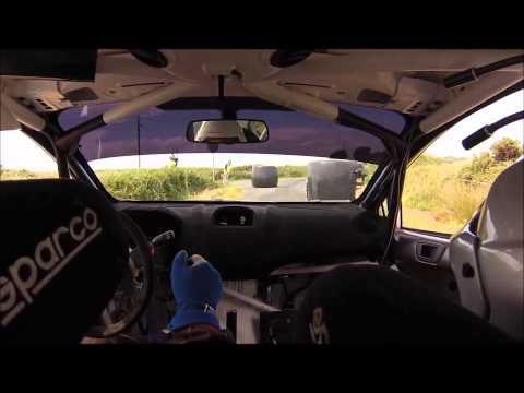 James Belton/Gwynfor Jones - Ravens Rock Rally 2015 - Stage 7