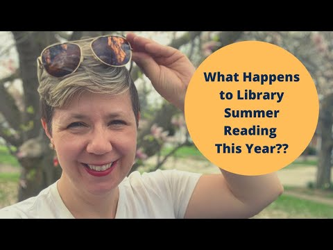What Will Happen To Library #SummerReading Programs This Year?