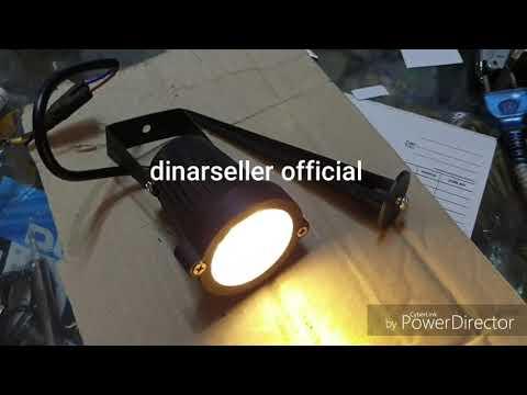 Jual Lampu Led 5 Watt Cob Tancap Sorot Taman Lukisan Dekorasi Taman Kuning Jakarta Barat Dinarseller Tokopedia