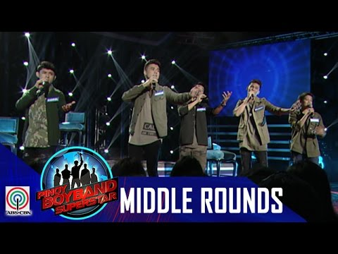 """Pinoy Boyband Superstar Mid Rounds: Gabriel, Isaiah, Russell, Wilbert, Markus - """"This I Promise You"""""""