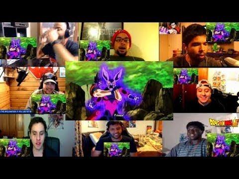 Download Dragon Ball Super Episode 124 Reactions Mashup