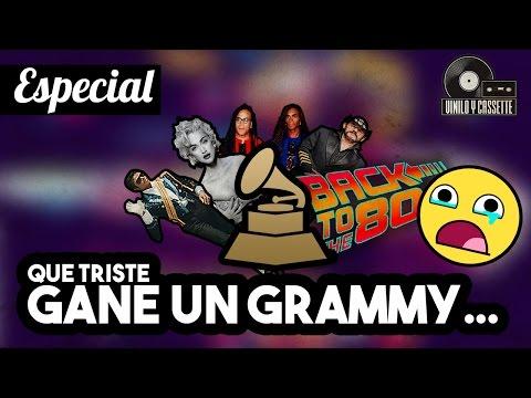 Los Premios Grammy y la industria Musical  [Especial]  - Vinilo y Cassette