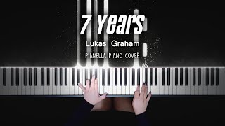 Lukas Graham - 7 Years | Piano Cover by Pianella Piano