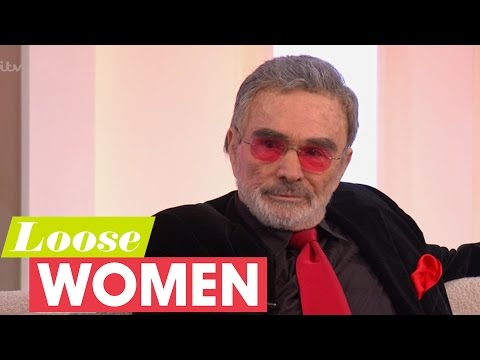 Burt Reynolds On Angelina Jolie's Relationship With Jon Voight  Loose Women