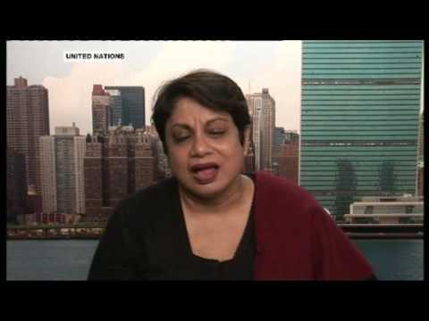 UN issues warning on Gaza children 14 Jan 09