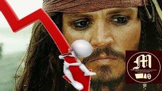O que deu errado? - Piratas do Caribe: A Vingança de Salazar