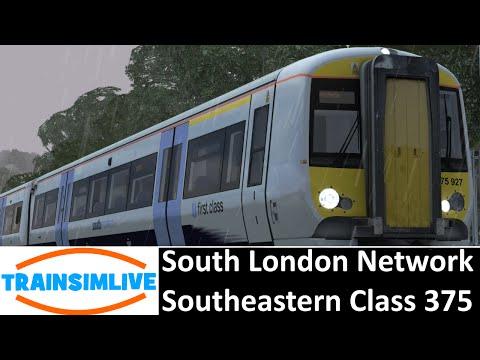 Train Simulator 2015 - South London Network, Class 375 Southeastern