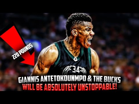 Giannis Antetokounmpo & The Milwaukee Bucks Will Be Absolutely Unstoppable!