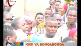 Serikali Yasitisha Bomoabomoa Kwa Baadhi Ya Maeneo Dar es Salaam