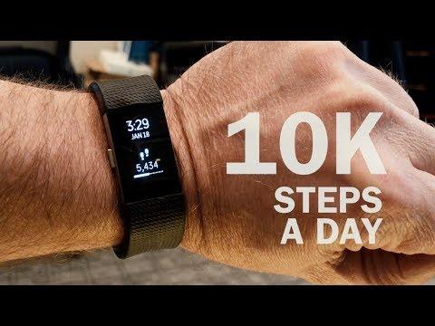 10K Steps a Day