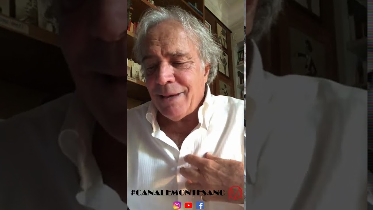 Enrico Montesano -  Impoverimento del linguaggio