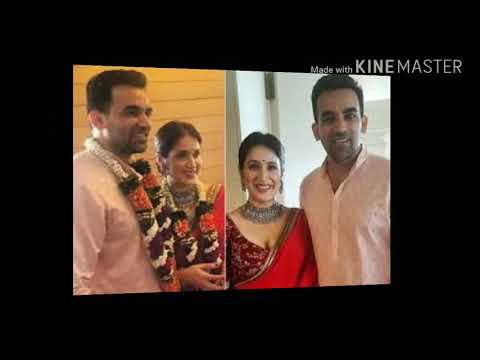 Why did Zaheer Khan get married to Hindu actress Sagarika even after being Muslim? কেন হিন্দুকে বিয়ে