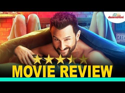 Jawaani Jaaneman Movie Review  Saif Ali Khan Tabu Alaya F  Nitin K
