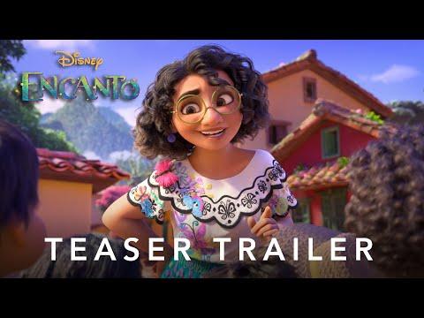 Encanto   Teaser Trailer Oficial Dublado